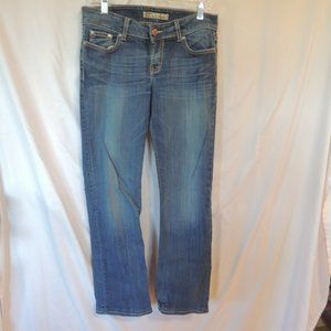 BKE Culture boot Womens mid rise fit jeans 29